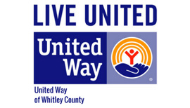 United Way of Whitley County Sponsor