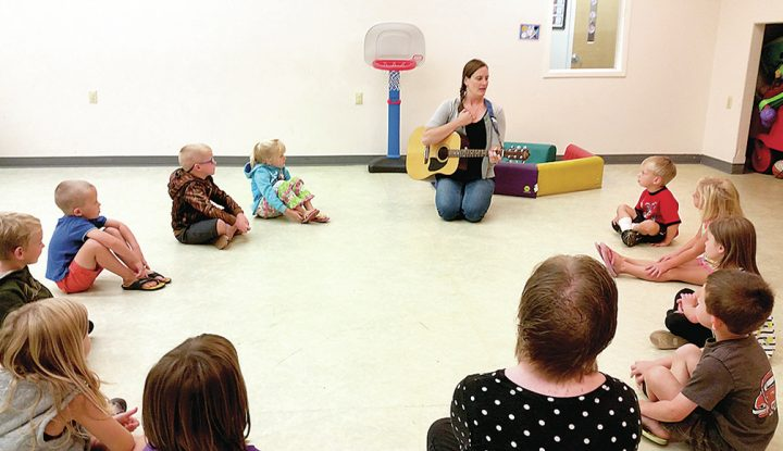 2016 WAS BUSY FOR CHURUBUSCO CHILDCARE